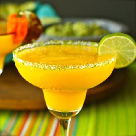 Mango Margaritas S