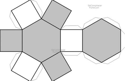imagenes figuras geometricas para armar recortables de figuras geom 233 tricas prisma triangular