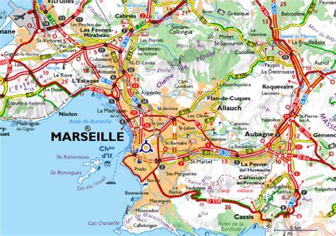 marseille map