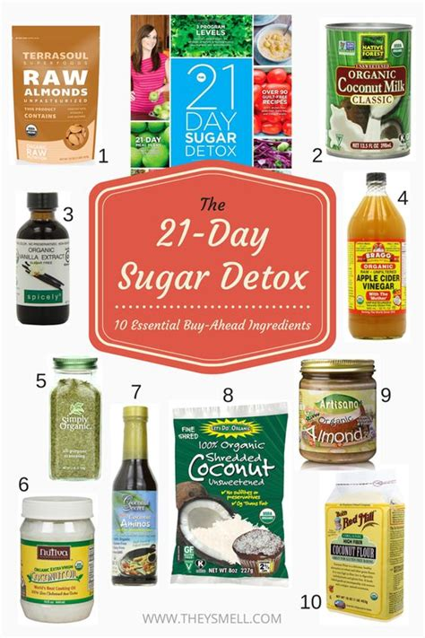 21 Day Sugar Detox Supplements by Healthy Lifestyle Discount Codes And 21 Days On