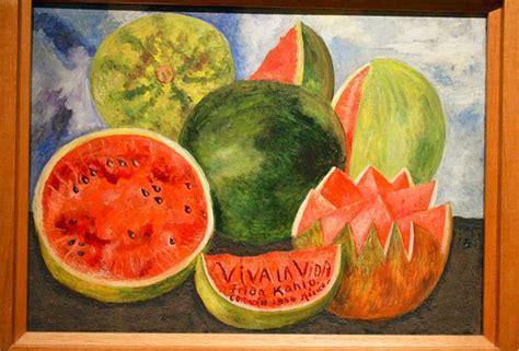 viva painting review viva la vida picture of frida kahlo museum mexico city