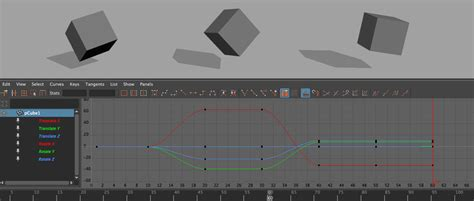 graph editor animation graph editor fundamentals create 3d