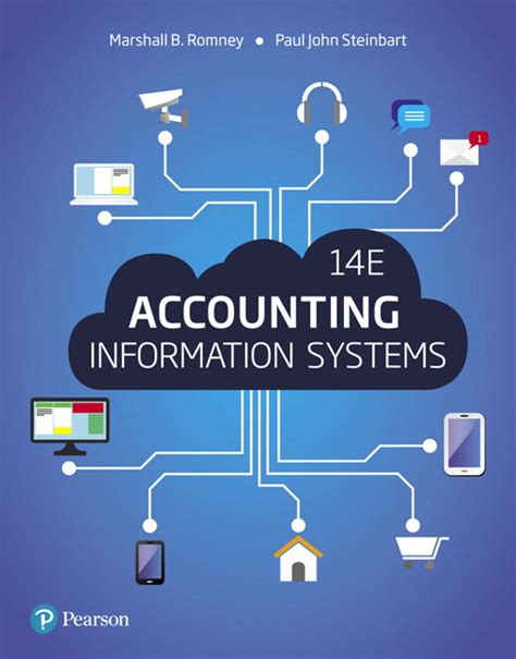 Eccounting Information Systems 1 romney steinbart accounting information systems 14th