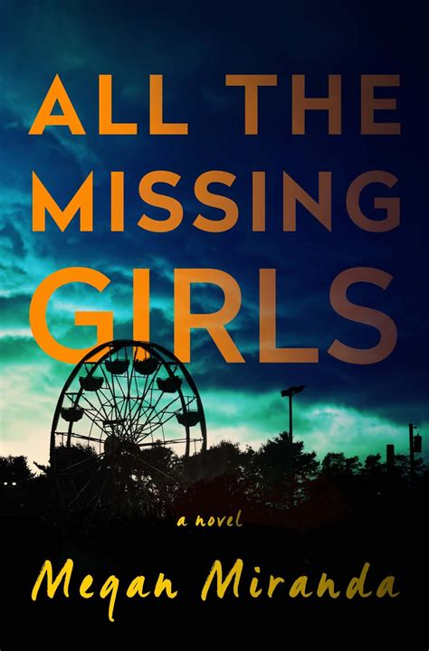 the missing books cherylm m s book all the missing by megan miranda