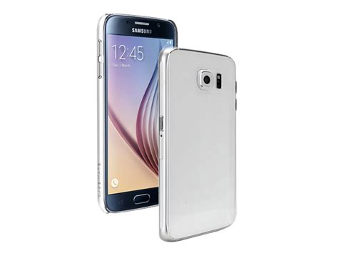 Mate Barely There Samsung Galaxy S6 Edge Mate Barely There Doorzichtig Samsung Galaxy S6 Hoesje