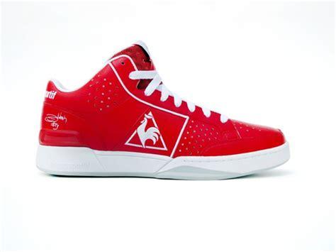 joakim noah basketball shoes le coq sportif joakim noah pro model 2 0 playoffs