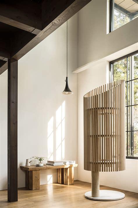 minimalist cat tree japanese designer creates stylish cat furniture for a