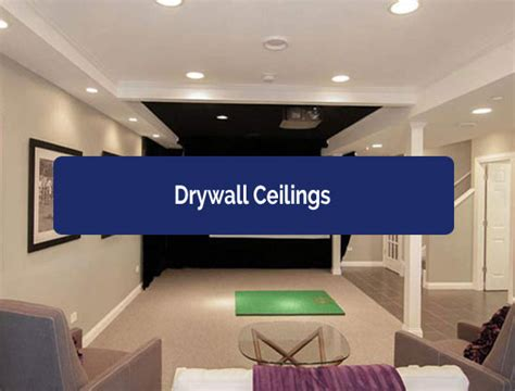 types of basement ceilings basement ceiling options tiles exposed and drywall