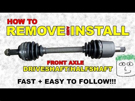 how to replace front differential on a 2012 rolls royce ghost how to install replace front axle cv joint chevy silverado suburban gmc sierra 00 07 1aauto com