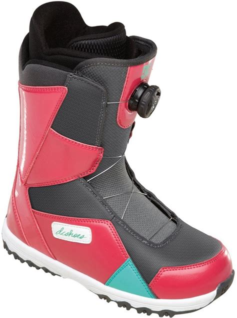 dc search womens boa snowboard boots uk 5 m240 pink