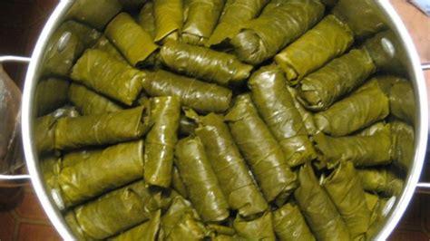 dolmas stuffed grape leaves recipe allrecipescom