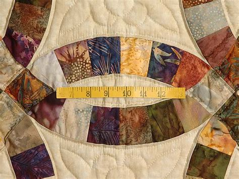wedding ring quilt magnificent ably made amish
