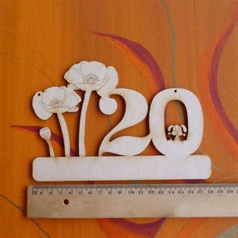 Hochzeit 17 Jahre by 17 Best Buchstaben Zahlen Aus Holz F 252 R Geburtstagskinder