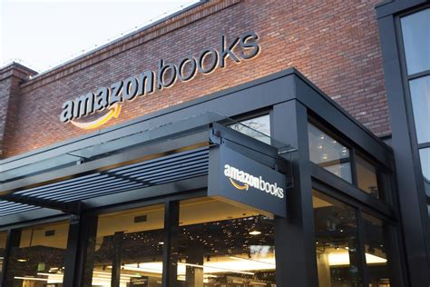 amazon store why did amazon launch a physical bookstore