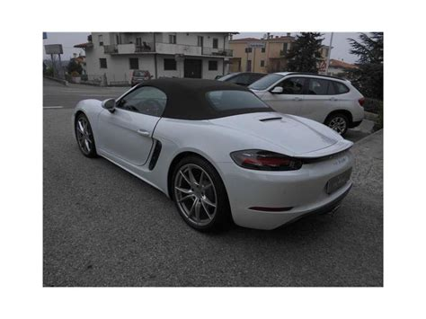 sold porsche boxster 718 2 0 used cars for sale autouncle