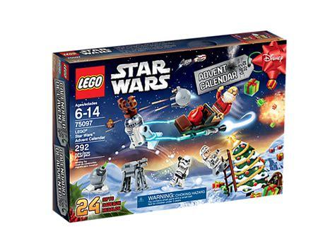 Lego Shop Calendrier Lego 174 Wars Advent Calendar Lego Shop
