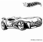 Dibujo De Hot Wheels 3 Para Colorear  Dibujosnet