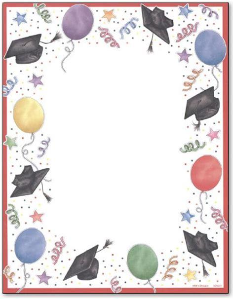 marcos para fotos de graduacion de preescolar gratis graduacion marcos y bordes de graduacion
