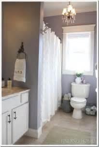 lavender and gray bathroom purple bathroom light