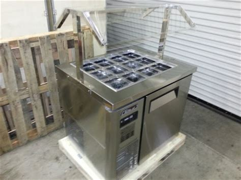 refrigerated topping bar product code jbt 36