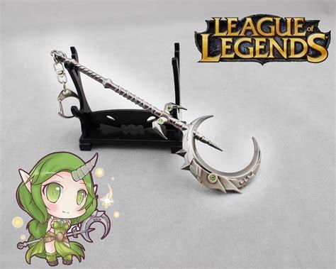 Dijamin Keychain Lol League Of Legend 3 league of legends lol chions soraka the starchild