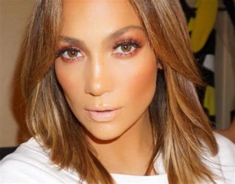 what color of lipstick did jennifer lopez have on on ellens show 25 best ideas about jennifer lopez hairstyles on