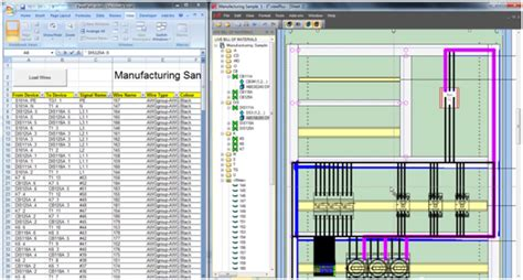 panel wiring diagram software selecting an electrical cad tool for wiring design