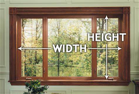 how to measure house windows how to measure replacement vinyl windows and doors by milgard umeasureit com