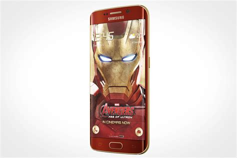 Samsung S6 Limited Edition samsung galaxy s6 edge iron limited edition mandesager