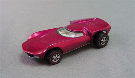 hot wheels 1969 turbofire redline collector