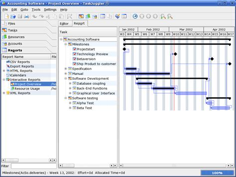 diagramme de gantt ms project 2013 herramientas para diagramas de gantt paraiso linux