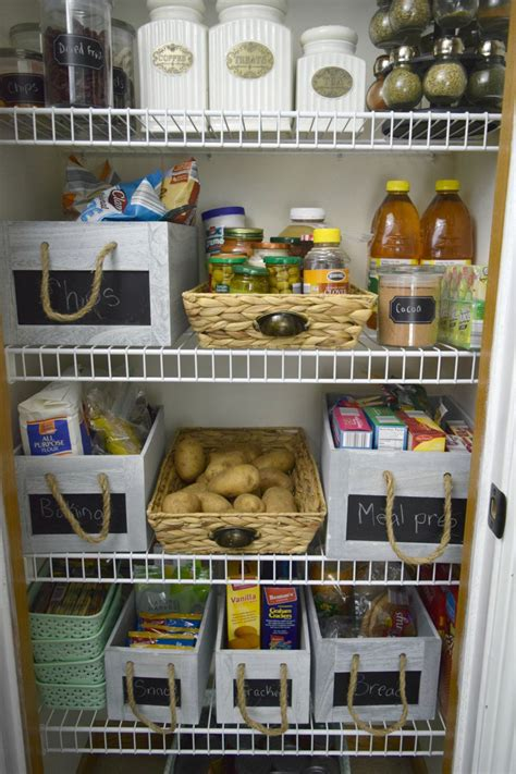 How Do I Start A Food Pantry For The Community by Pantry Organization Is Key To A Functional Kitchen