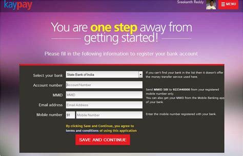kotack mahindra bank kotak mahindra bank s kaypay service details benefits
