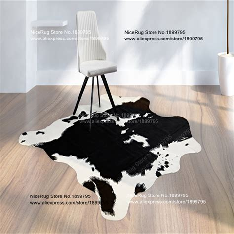 Cowhide Rug Cheap by Get Cheap Cowhide Rugs Aliexpress Alibaba