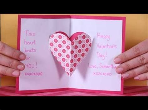 parents day greeting card design valentines day heart pop