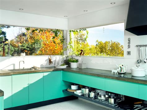 kitchen decorating ideas with accents turquoise kitchen decor ideas kitchen decor design ideas