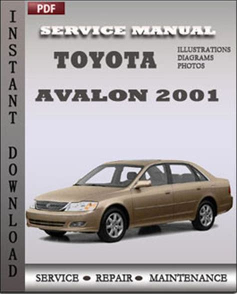 chilton car manuals free download 2001 toyota avalon free book repair manuals toyota avalon 2001 engine service repair servicerepairmanualdownload com