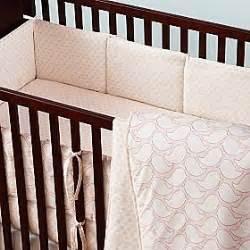 organic crib bedding pink organic crib bedding