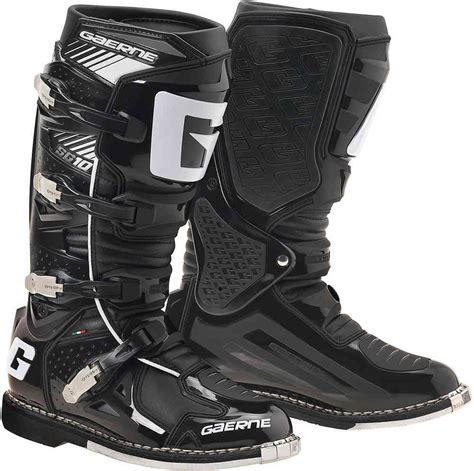 g motocross boots bottes moto cross enduro gaerne sg10 noir p 44
