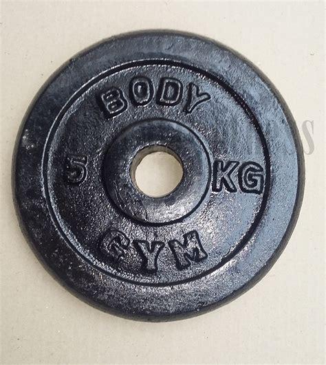 Alat Plate iron plate 5kg toko alat fitness