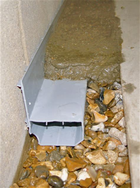 drain systems for wisconsin basements
