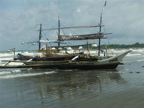 fishing boat in the philippines tuna fishing boat san angel antique philippines picture