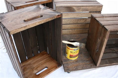 Diy Wooden Crate Coffee Table by Diy Wooden Wine Crate Coffee Table S Summit