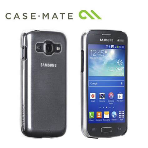Dus Box Samsung Ace 3 mate barely there for samsung galaxy ace 3 clear
