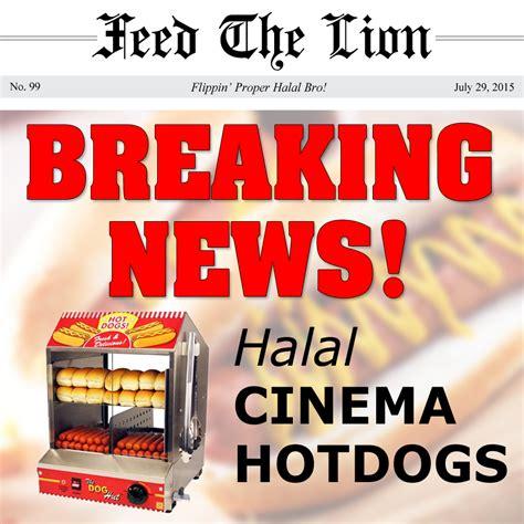 Sinensa Halal halal wembley cinema hotdogs feedthelion co uk
