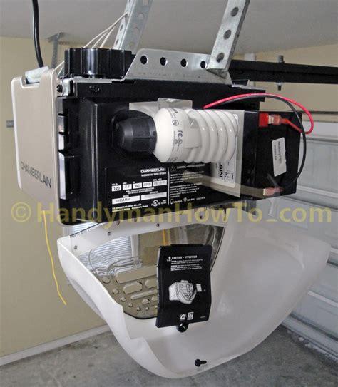 Genie Garage Door Opener Light Not Working Home Desain 2018 Chamberlain Garage Door Opener Light Stays On
