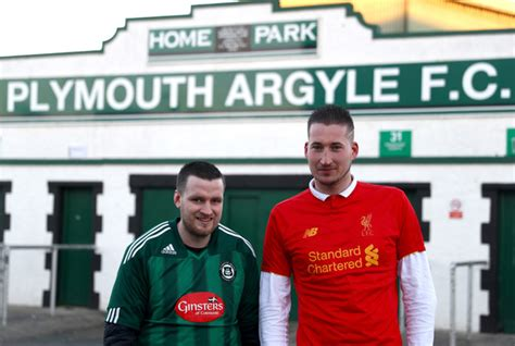 plymouth argyle fa cup plymouth argyle v liverpool the emirates fa cup third