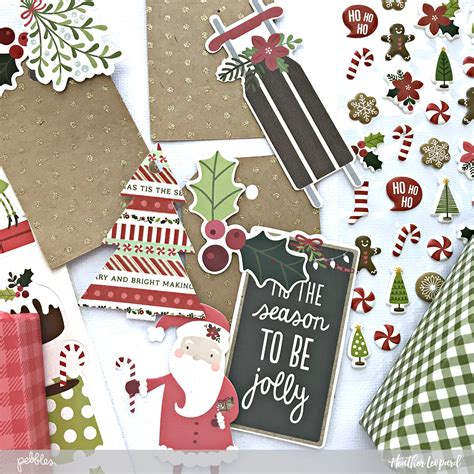 personalized diy christmas gift wrap tags for someone special