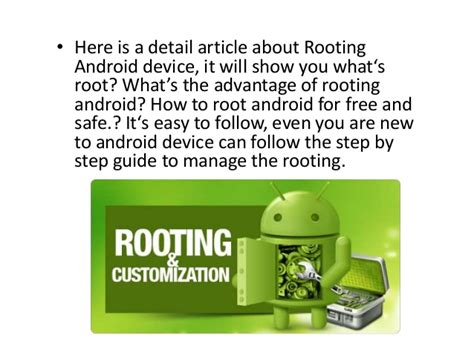 how to root a android phone how to root android phone and tablet for free and safe