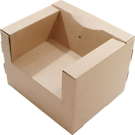 How To Make A Chair Out Of Cardboard by 7 Wacky Pieces Of Cardboard Furniture You Ll To See